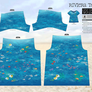 Lagoon on a Riviera Tee
