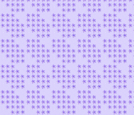 periwinkle-sketch fabric by koalalady on Spoonflower - custom fabric