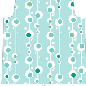 1 yard wonders childs t-shirt pattern