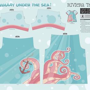 Waaay under the sea!