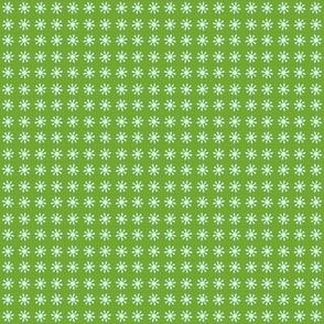 Flurry flake green