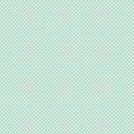 kanoko mini in jade fabric by chantae on Spoonflower - custom fabric