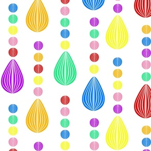 Candy Rain white background large