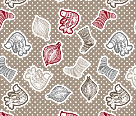 motif_de_noel_L_2012 fabric by nadja_petremand on Spoonflower - custom fabric