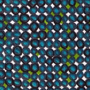 Vintage Percale Dots