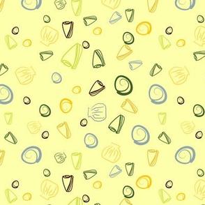 Shells Basic - Yellow