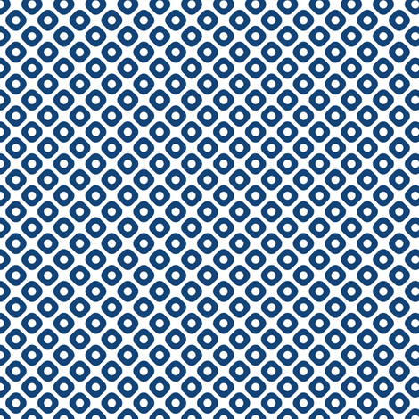 kanoko in kyanite fabric by chantae on Spoonflower - custom fabric