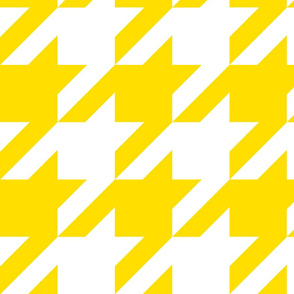 The Houndstooth Check - Sunshine