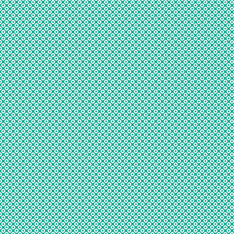 kanoko mini solid in emerald fabric by chantae on Spoonflower - custom fabric