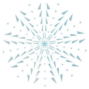 Snowflake Spirals 11