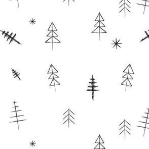 O Christmas tree[s]