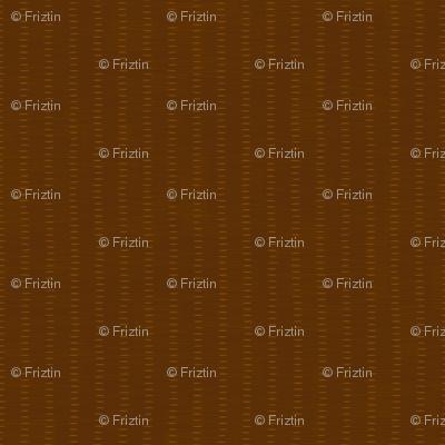 Pinstripe - Brown