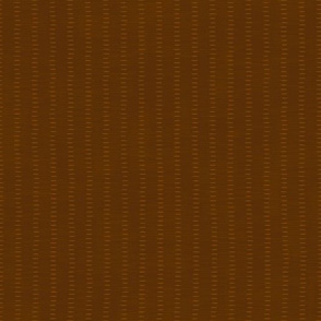 Pinstripe - Brown