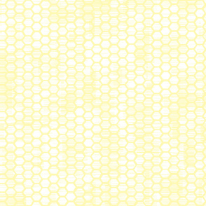 Beehive Grunge - Reversed Yellow