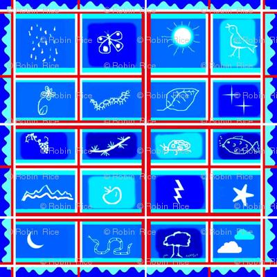 Symbol Squares 2