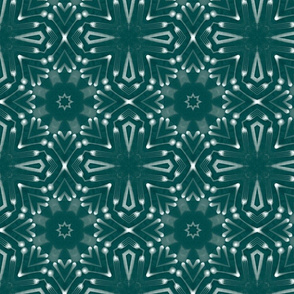 schraegerfuerst, kaleidoskop, snow