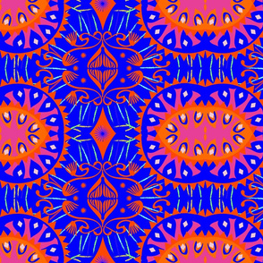 Africalia Blue