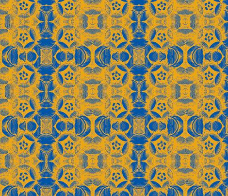 blorange fabric by kellyjade on Spoonflower - custom fabric