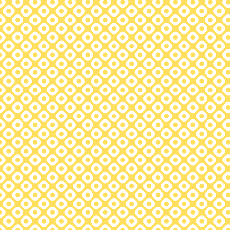 kanoko solid in citrine fabric by chantae on Spoonflower - custom fabric