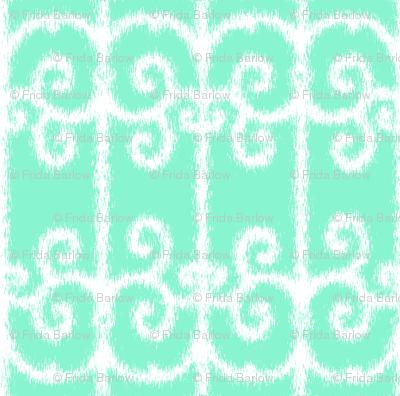 Ikat Moroccan Swirls