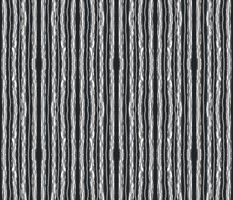 Striated Stripes fabric by anniedeb on Spoonflower - custom fabric