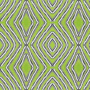 A maze in mirror repeat