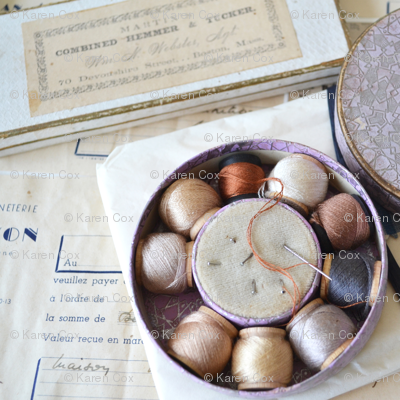Vintage Sewing Treasures