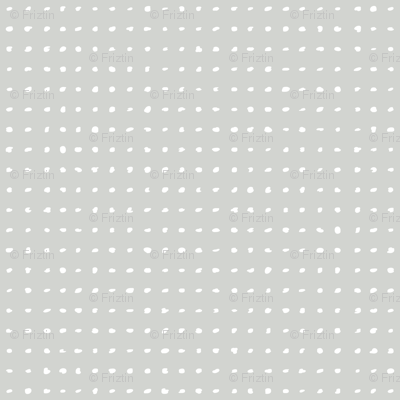 Polka Dots - Grey