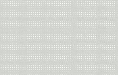 Polka Dots - Grey fabric by friztin on Spoonflower - custom fabric