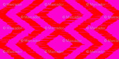 SKETCH X- fiery pink
