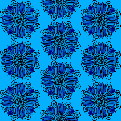 LobPlntqd84sq fabric by whimsikate on Spoonflower - custom fabric