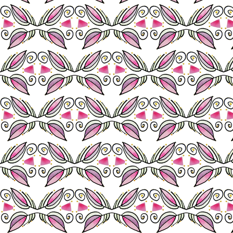 LobPlnt fabric by whimsikate on Spoonflower - custom fabric