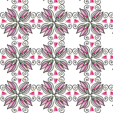 LobPlntpr fabric by whimsikate on Spoonflower - custom fabric