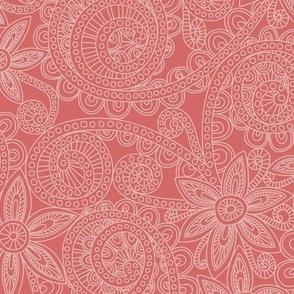 Gypsy Fantasy-Pinks