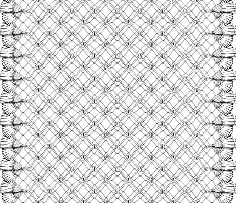 Plain Rope Tassels fabric by kiarabulley on Spoonflower - custom fabric