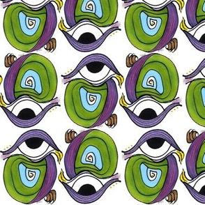 Eye of Parrot