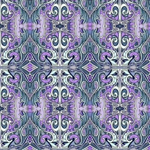 Hippy Drippy Trippy Love in Lavender