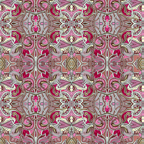 Some Day My Prince Will Come fabric by edsel2084 on Spoonflower - custom fabric