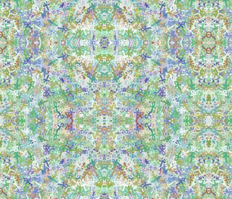 ankh mirror fabric by kellyjade on Spoonflower - custom fabric