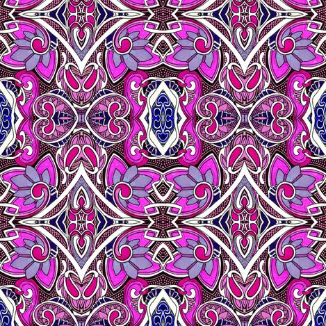 Carefree Love fabric by edsel2084 on Spoonflower - custom fabric