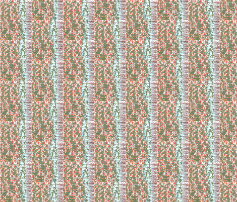 Aspens_and_Red_Sky fabric by alansatterlee on Spoonflower - custom fabric