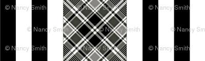 blk check/stripe