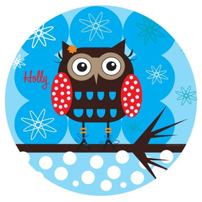 Holly's Owl