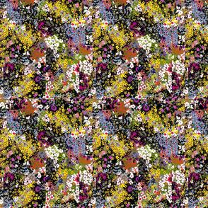 Vintage Floral Chintz