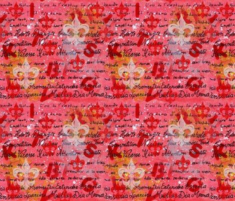 Rcanvas_pink_lettering_fleur_de_lis_shop_preview