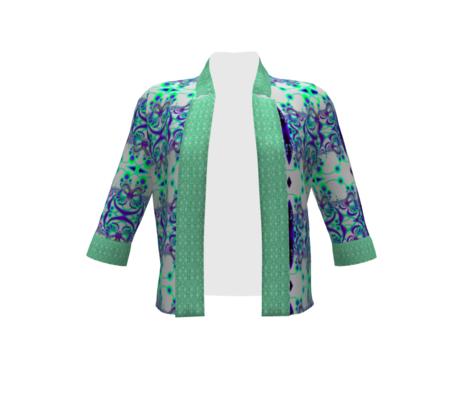 Fancy Tiles - Green
