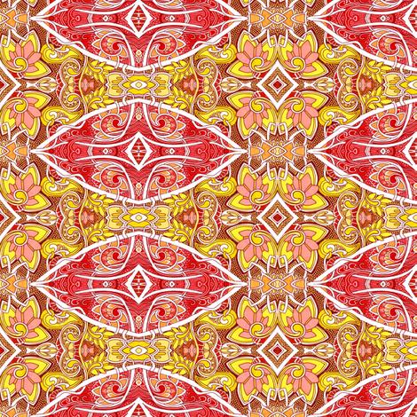 Football Widow's Retreat fabric by edsel2084 on Spoonflower - custom fabric