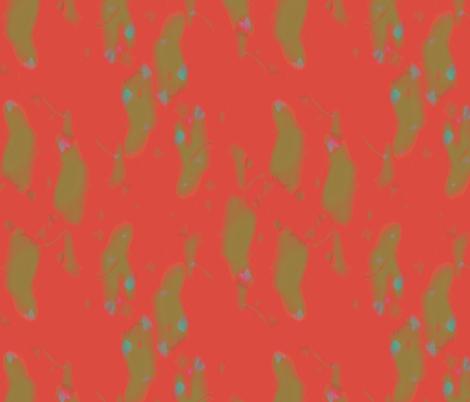heat fabric by triik on Spoonflower - custom fabric