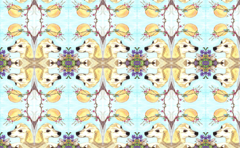 Gentleness_-ed-ed-ed fabric by cfishdesign on Spoonflower - custom fabric