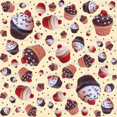 Cupcake Dot Jumble